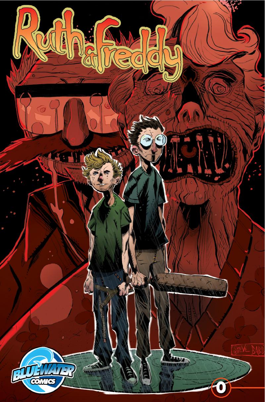 Free Kids Halloween Graphic Novel