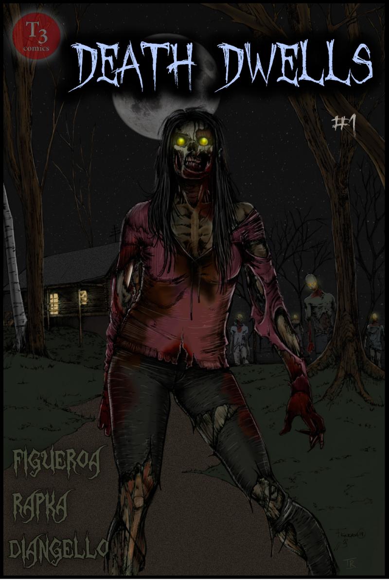 Free Horror Comic