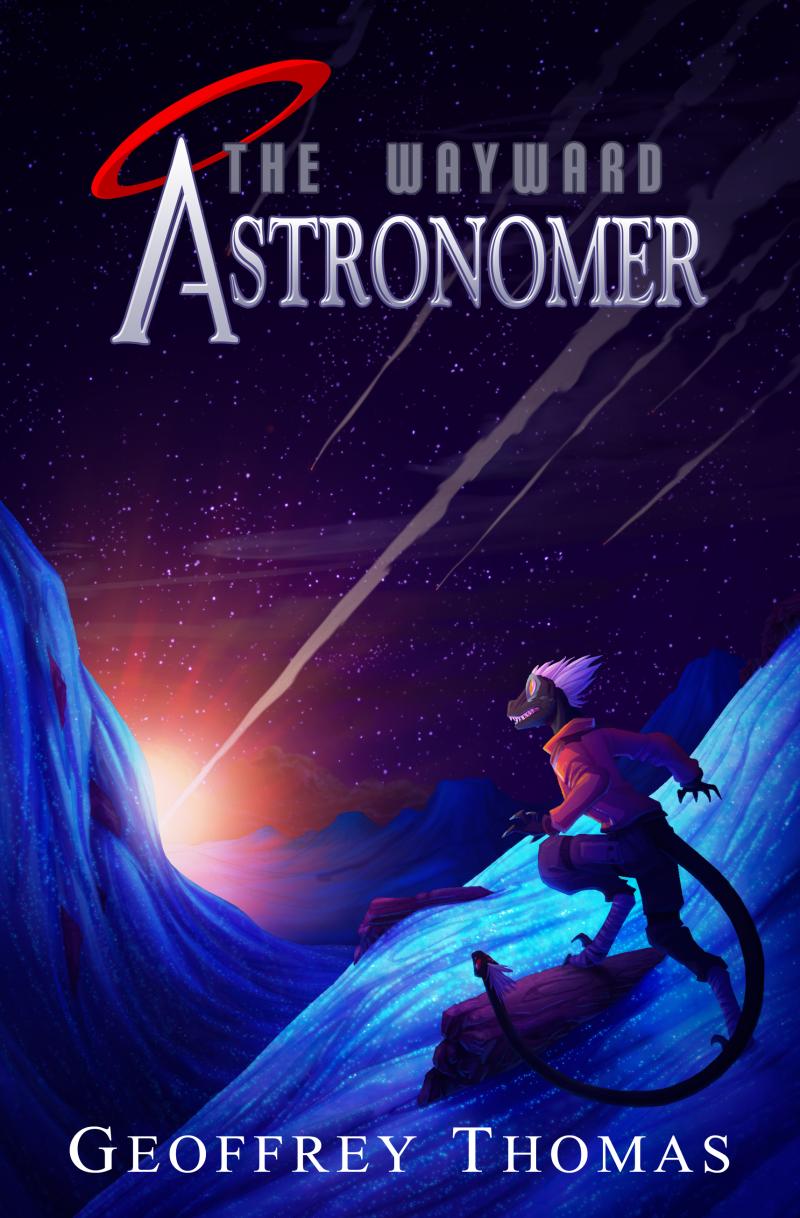 Wayward Astronomer Vivid Publishing Geoffrey Thomas